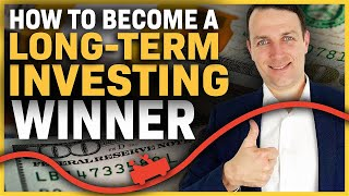 Stock Market Investing Motivation - Be a Long-Term Winner And Buy the Dip