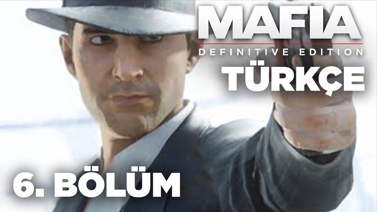 BÜYÜK PUSU! | MAFIA 1 DEFINITIVE EDITION TÜRKÇE BÖLÜM 6