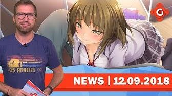 Steam: Erstes unzensiertes Sex-Spiel! Forza Horizon 4: Demo erscheint heute! | GW-NEWS
