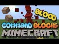 Minecraft Command Block Realistic Blood Tutorial Bedrock Edition (Xbox One,Mcpe,Windows10)