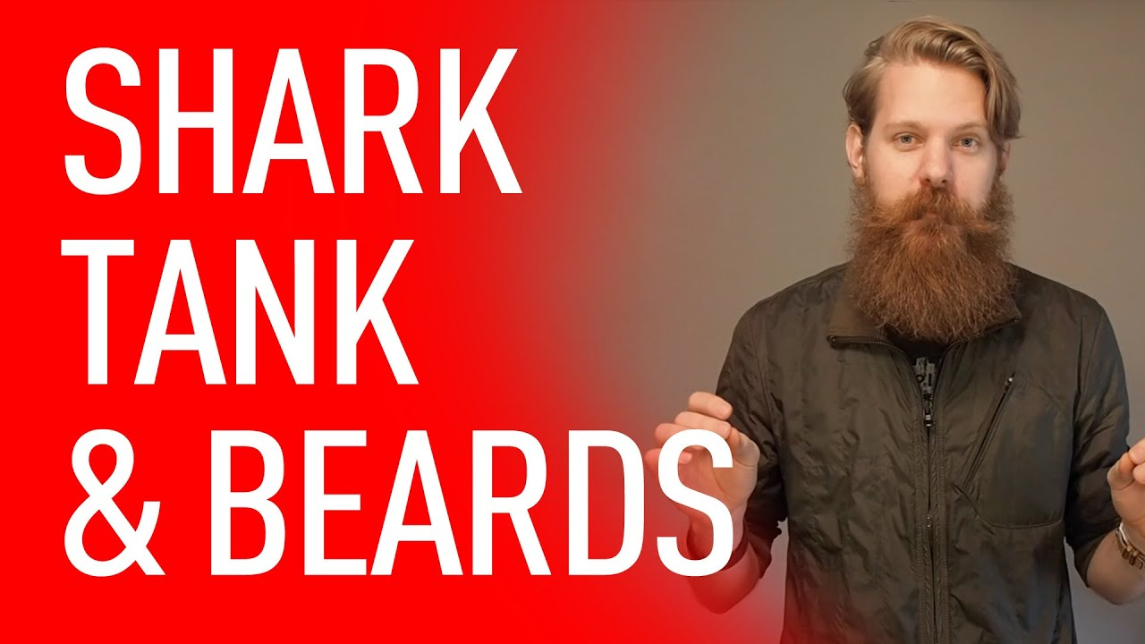 beardbrand will be on shark tank eric bandholz youtube. Black Bedroom Furniture Sets. Home Design Ideas