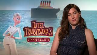 The Cast of Hotel Transylvania 3 on Their Own Worst Vacations