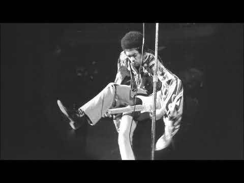 JIMI HENDRIX - Live at Cal Expo (1970) - Full Album
