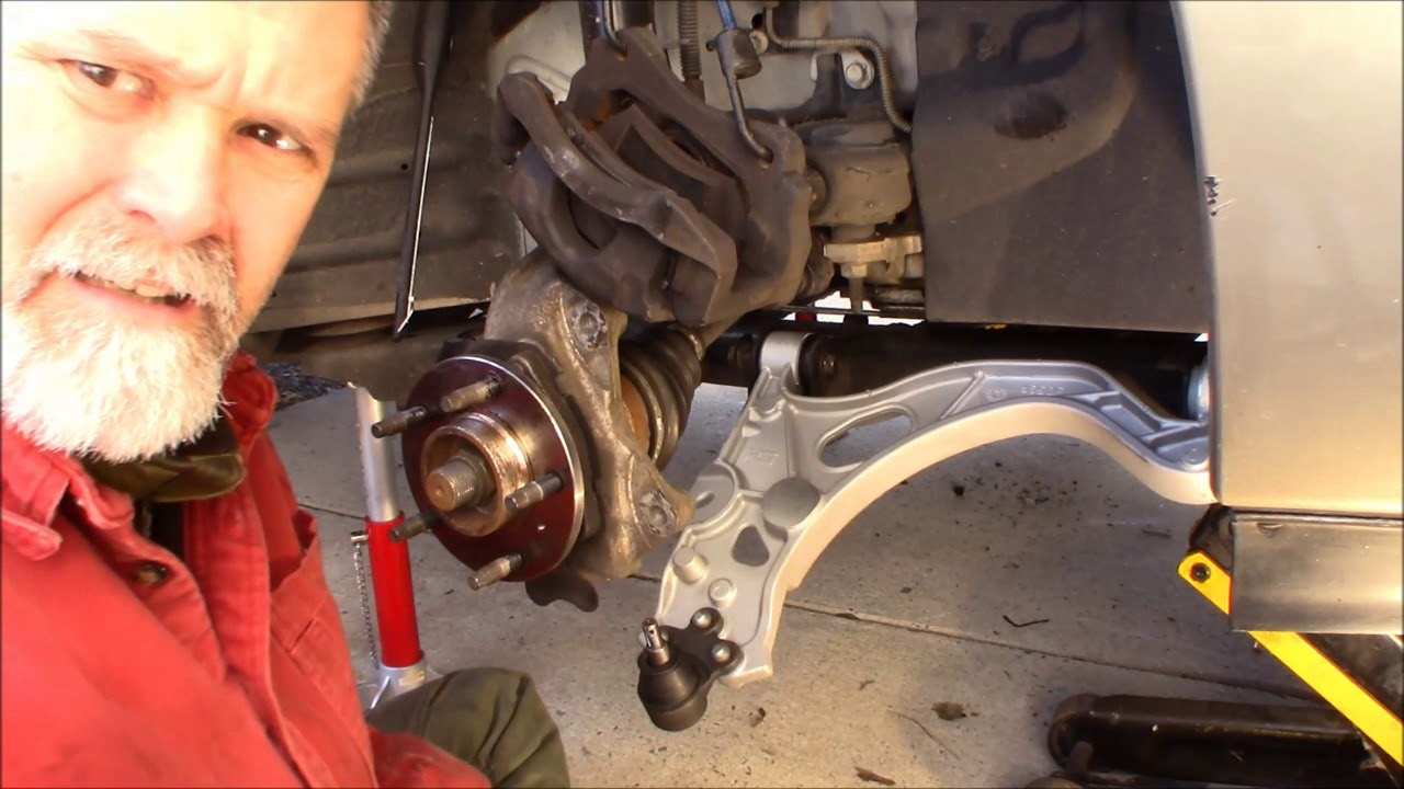 2001 Buick Park Avenue Front Lower Control Arms Youtube