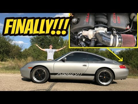 The 911 LS-Swap is FINALLY FINISHED: Totaling Up the Cost...