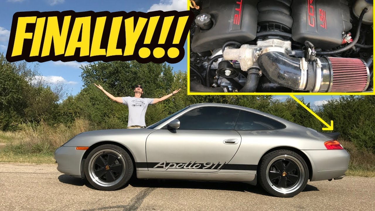 How Much Does LS-Swapping a 911 Truly Cost? | FLATSIXES