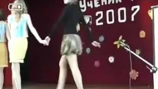 Видео архив. Ученик года- 2007. Девушки фабричные.