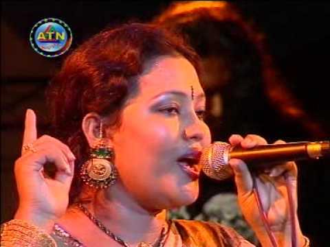 Bangla Folk Song By Momotaz : Bandhilam Piriter Ghar - YouTube