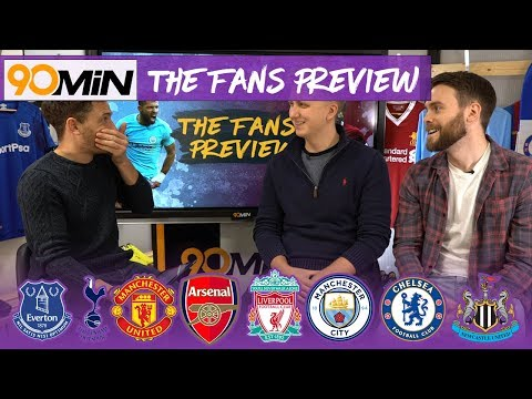 Will Man City slip up against Liverpool!?   Can Chelsea and Man United close gap on Man City!?   TFP