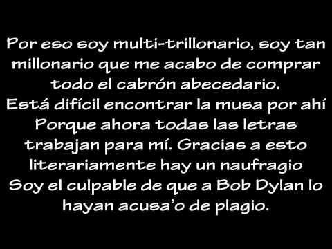Ver Video de Calle 13 Calle 13 - Gato que avanza, Perro que ladra (con Letra)