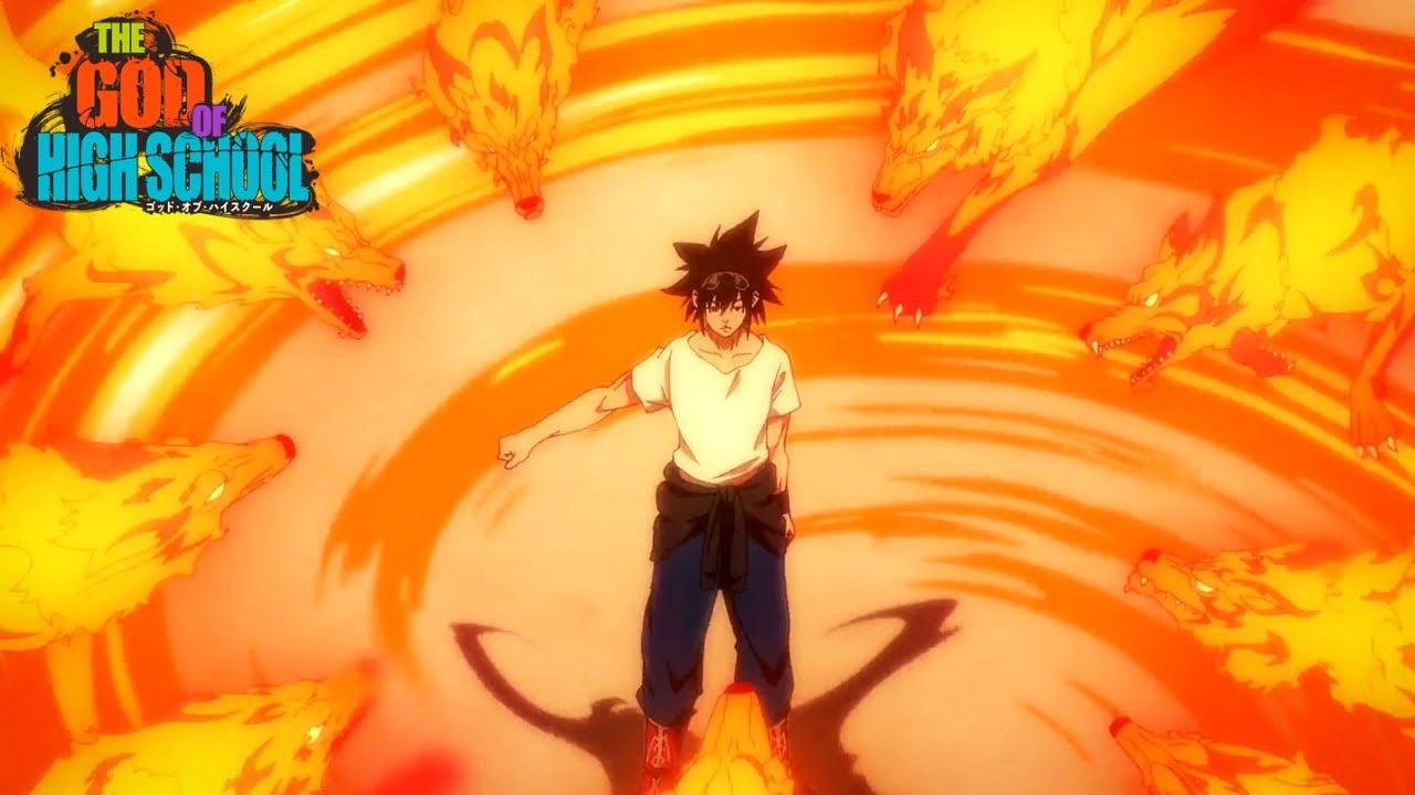 Download Jin Mori God Awakening | Jin Mori defeats Park ilpyo God of Highschool Episode 11 HD 1080P