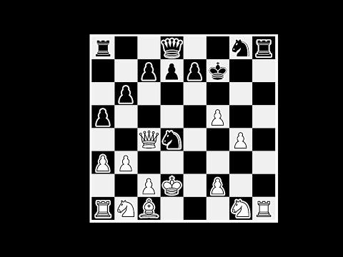 I created an AI to Play Chess