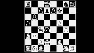 Satranç Oynamak için bir AI yarattım