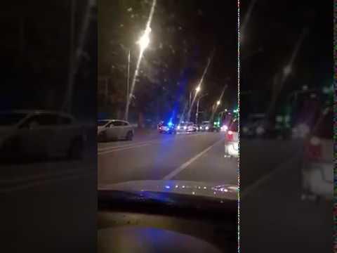Авария на Красноармейском шоссе
