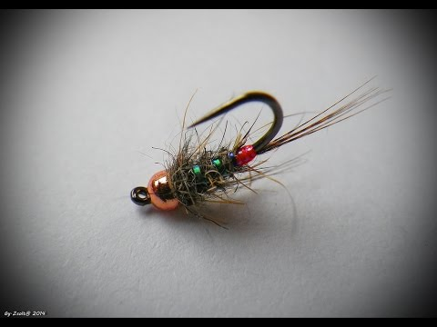 grayling nymph
