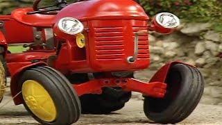 Kleiner Roter Traktor | Beeren Pflücken | Cartoon | Ganze Folgen