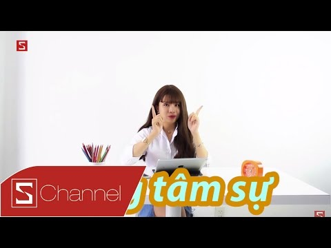 Schannel - #Blogtamsu cùng Ngọc Vy: Xem phim con heo chưa? Số đo ba vòng? Mẫu người yêu lý tưởng?