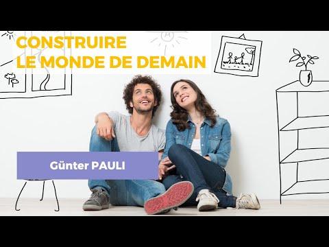 GUNTER PAULI EN CONFÉRENCE A L'ÉCOLE  POLYTECHNIQUE