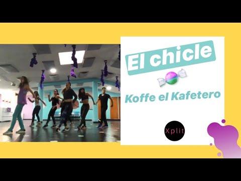 El chicle - Koffe el Kafetero By Jarhy Sosa