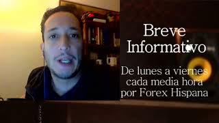 Breve Informativo - Noticias Forex del 23 de Enero 2018