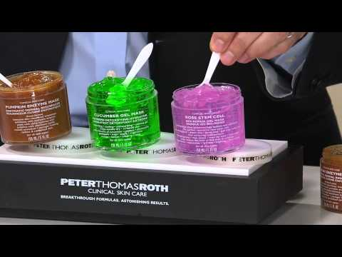 Peter Thomas Roth Super-Size Mask Trio with Gabrielle Kerr