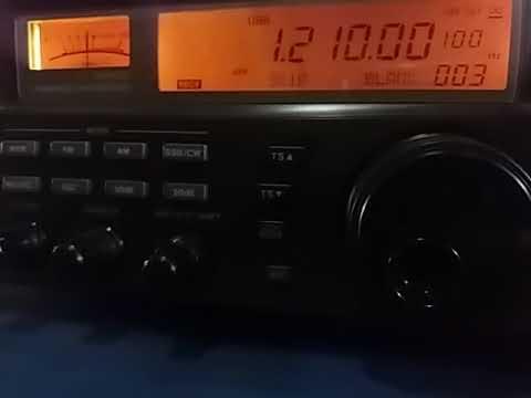 1210 kHz: Super Rede Boa Vontade de Radio, Brasília DF