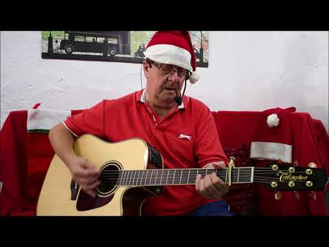 Little Drummer Boy - Guitar Lesson - Christmas Song - Bing Crosby - David Bowie - (By Pete Winnett)