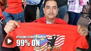 Ali Tinju: 99% chance Petaling Street protest will take place