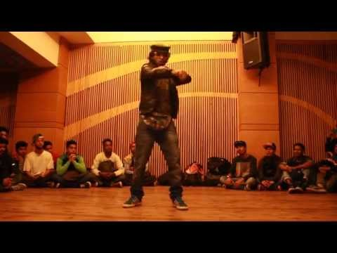 Poppin Ticko | Judge Showcase | Keep It Raw 2015