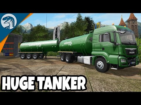 LARGE BIG RIG CONVOY EN ROUTE | Rappack Farms #56 | Farming Simulator 17 Multiplayer Gameplay
