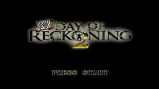 WWE Day of Reckoning 2 (GameCube) - Nvidia Shield TV Gameplay