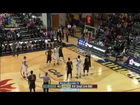 2014-15 DrexelDragons.tv Broadcast - Men's Basketball vs. La Salle Full Game