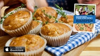 Savoury Muffin Recipe: The Picnic Hamper