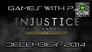 Injustice: Gods Among Us Ultimate Edition - Games with PS+