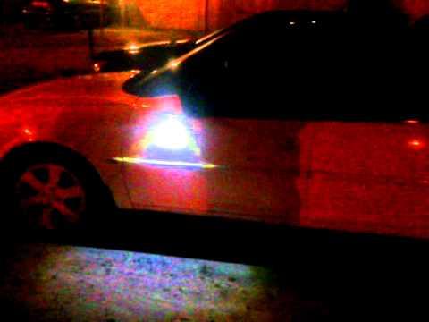 Подсветка пола с зеркала заднего вида OPEL VECTRA B