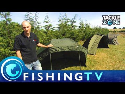 Carp Fishing Guide To Buying A Bivvy - Fishing TV