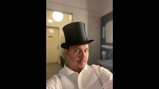 "ALEXEY BOGDANCHIKOV as de Bretigny in the new production of ""Manon"" by Massenet"