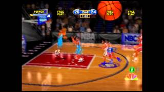 PlayStation - NBA Showtime NBA on NBC (1999)