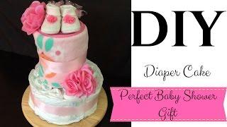 DIY Diaper Cake | 2017