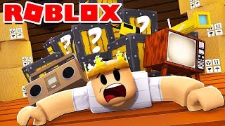THE ULTIMATE ROBLOX UNBOXING SIMULATOR!!