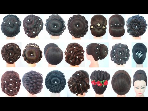 21-different-and-unique-hairstyle-for-wedding-||-bridal-hairstyle-||-latest-hairstyle-||-hairstyle