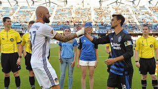Lamar Hunt U.S. Open Cup: San Jose Earthquakes vs. LA Galaxy: Highlights - July 10, 2017 thumbnail