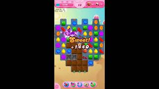 Candy Crush Saga Level 117 Game Play Sultan Brothers