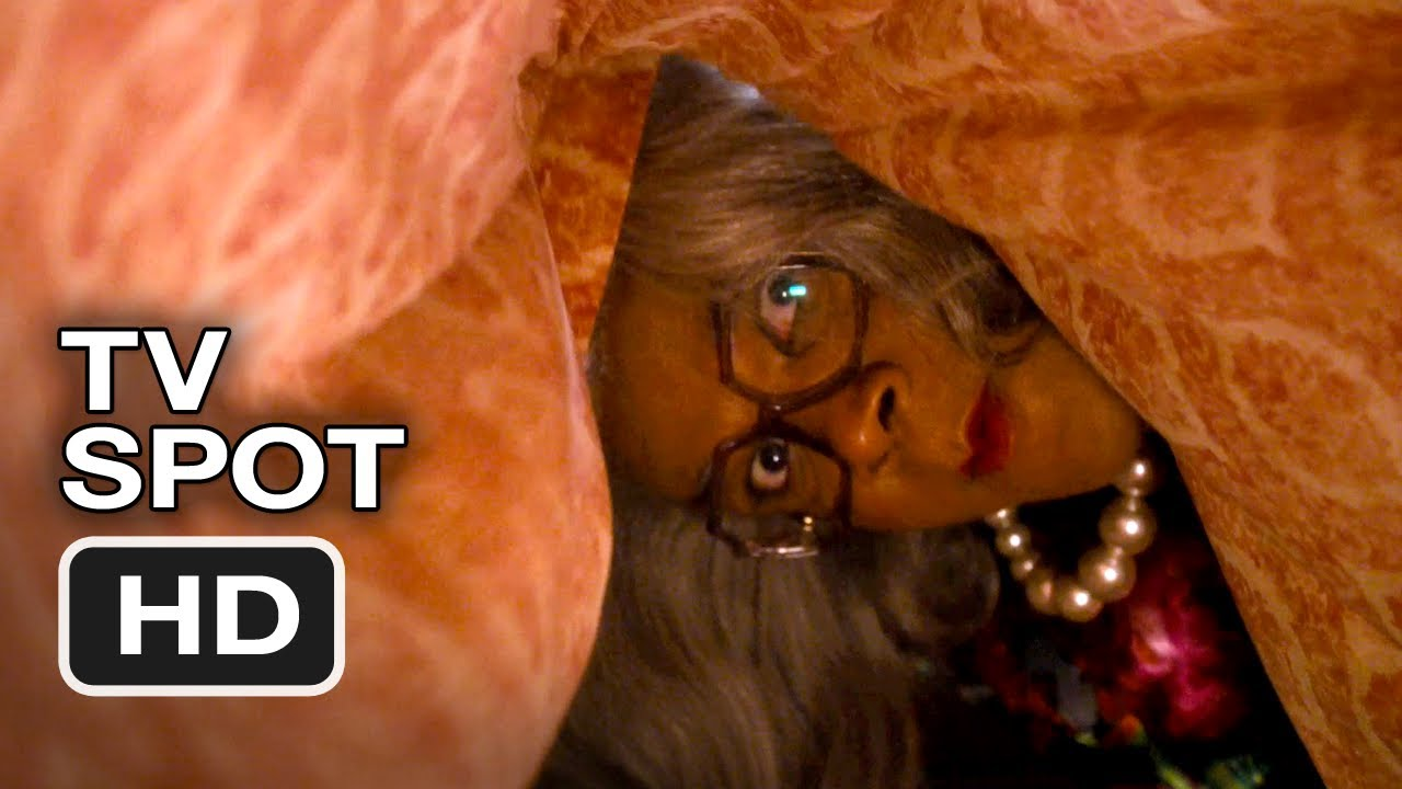 Madeas Witness Protection Tv Spot   Tyler Perry Movie Hd