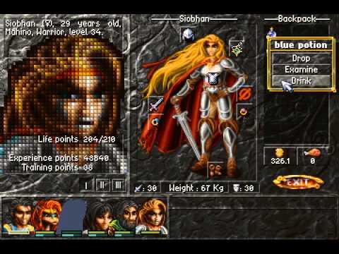 Albion (PC MS-DOS) Walkthrough Part 34 Toronto Final Battle Part 3 (disabling main fusion reactor)