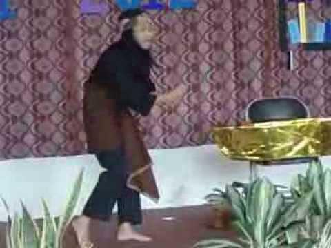 Story Telling Sangkuriang By Anggi Ramadhanty Youtube