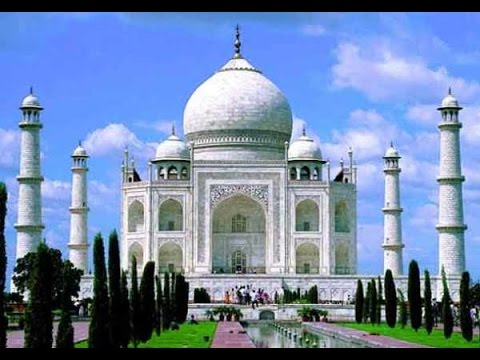 The Tajmahal Of Agra In India Symbol Of Love Youtube