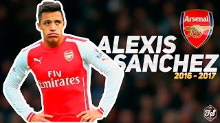 Alexis sanchez ►california dreaming | best skills & goals ● 2016/17 | hd