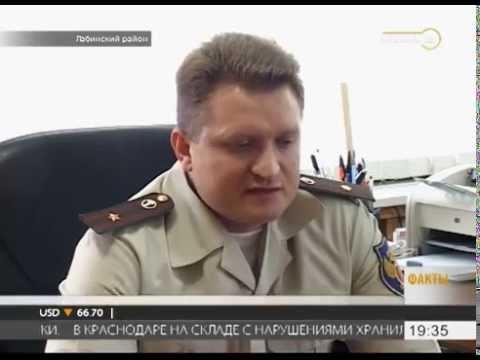 В Лабинске  обнаружили 2 кг марихуаны на территории местного Госнаркоконтроля