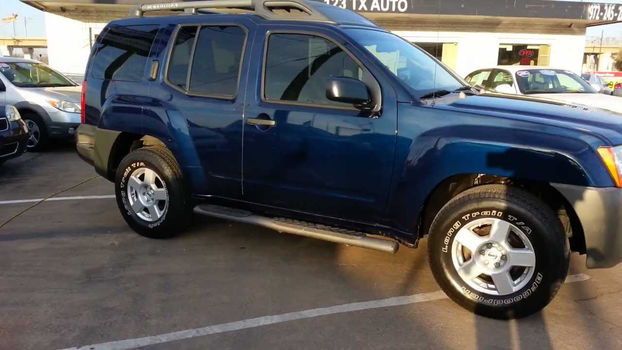 2007 nissan xterra for sale buy here pay here dallas texas youtube. Black Bedroom Furniture Sets. Home Design Ideas